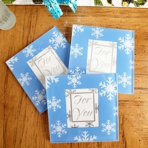 🆕️set of 3 glass coasters picture frames